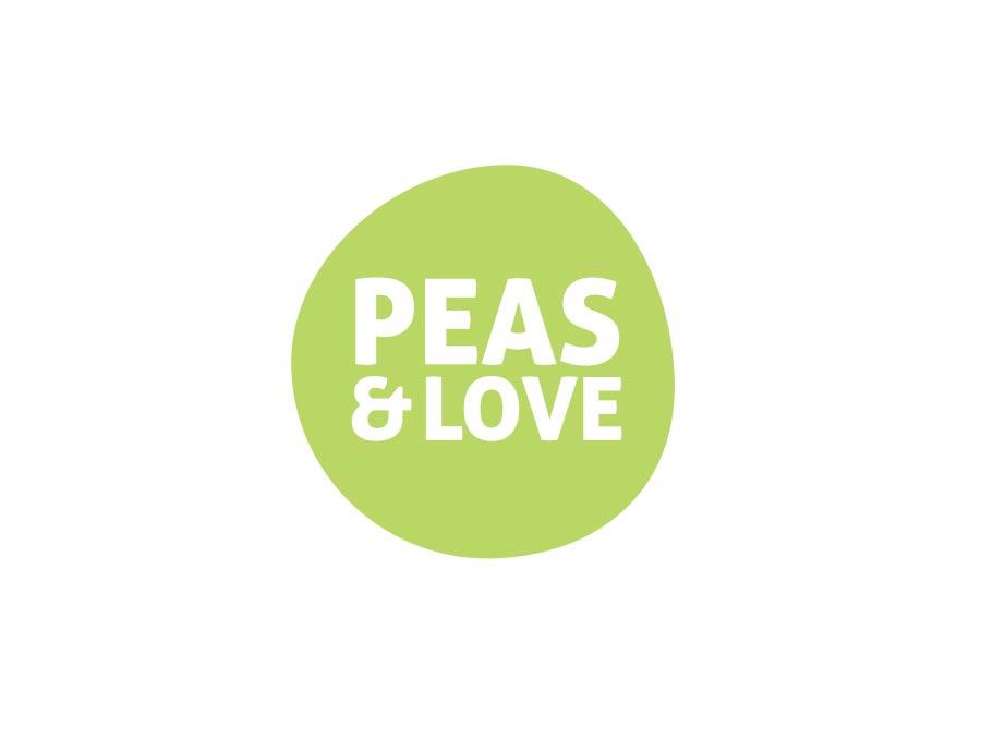logo Peas&love