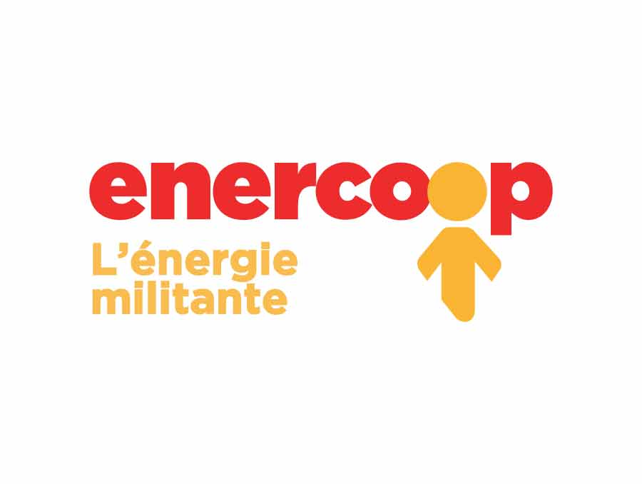 enercoop client of the agency look sharp Paris