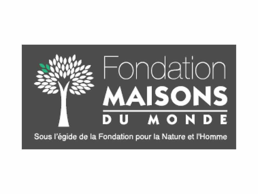 Fondation Maison du monde client of the agency look sharp Paris